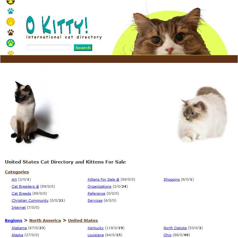 O Kitty!