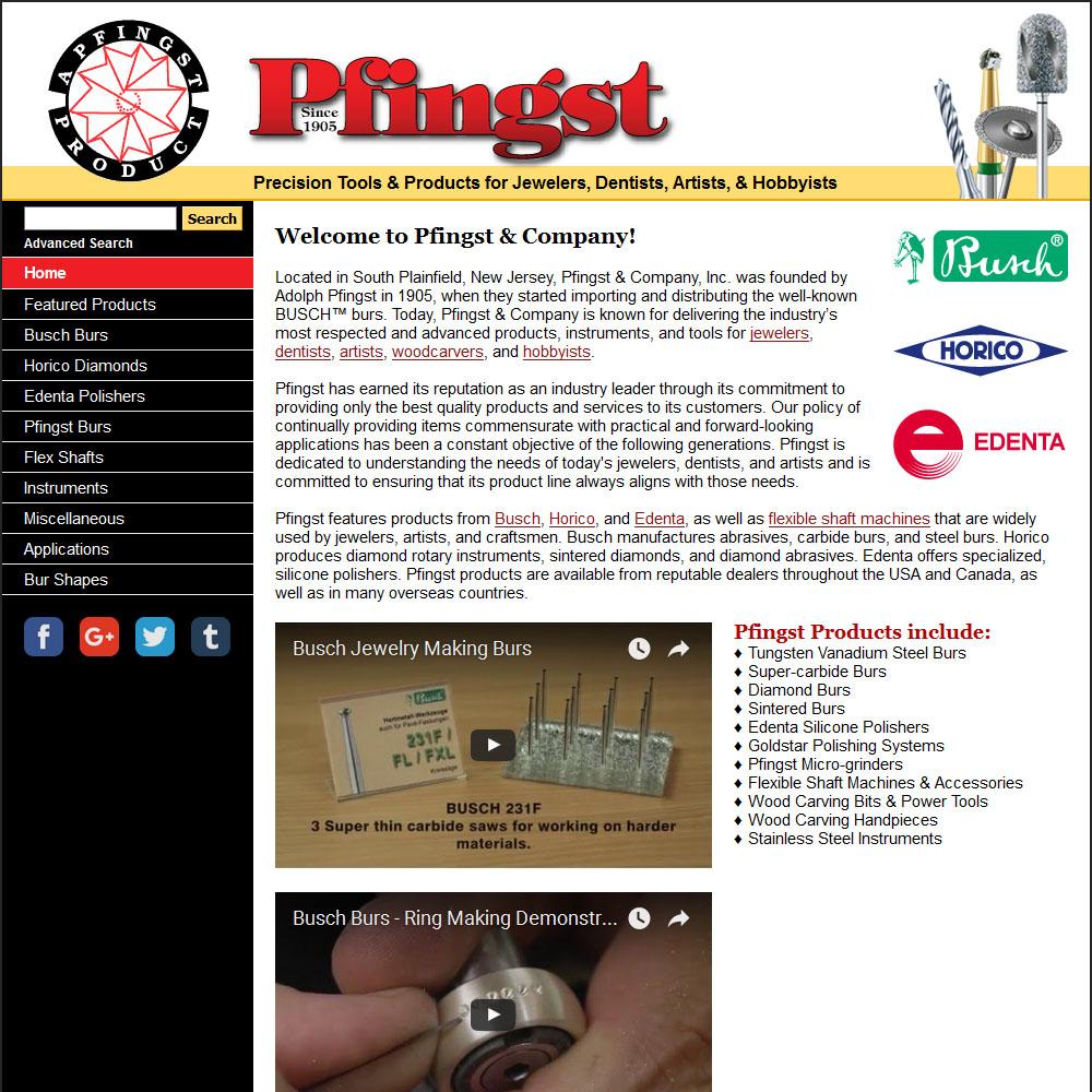 Pfingst & Company, Inc.